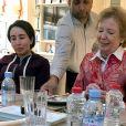 Dernière apparition publique de la princesse Latifa, datée du 24 décembre 2018 -  La princesse Latifa Al Maktoum, fille de l'émir de Dubaï, a publié une vidéo où elle affirme être retenue contre son gré par son père, Mohammed ben Rachid Al Maktoum. Alertée, l'ONU veut des preuves de vie de la princesse. Photo by BBC via Balkis Press/ABACAPRESS.COM