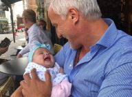 David Ginola : L'anniversaire féerique de sa fille Ever, 3 ans, qui a bien grandi
