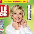 Couverture du nouveau numéro du magazine Télé Poche