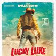 L'affiche de Lucky Luke (2009) de James Huth