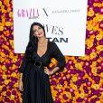 "Sylvie Ortega Munoz (enceinte) - Soirée ""Grazia Maroc x Alexandra Zimmy LOVES Natan"" lors de la fashion week de Paris. Le 2 octobre 2020 © Perusseau-Tribeca / Bestimage"