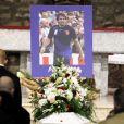 Obsèques du rugbyman Christophe Dominici en l'église Saint-Louis de Hyères le 4 décembre 2020 © Franck Muller / Nice Matin / Bestimage