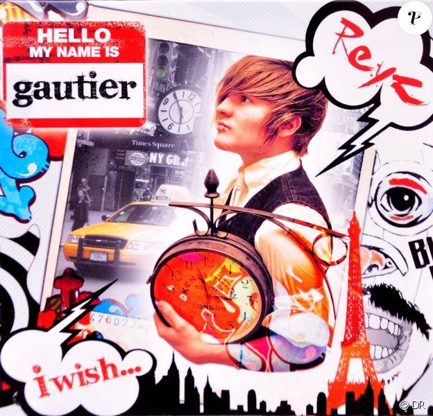 Gautier Reyz prépare la sortie, le 16 novembre, de son premier album