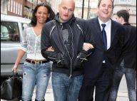 Quand Mel B nous offre ses plus beaux looks, son mari devient... un travesti très maquillé !