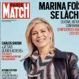 """Une de """"Paris Match"""" en date du jeudi 4 mars 2021."""