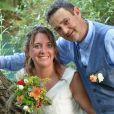 """Thierry de """"L'amour est dans le pré 2014"""" s'est marié avec Christelle et a eu deux enfants avec elle - Instagram"""