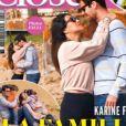 """Couverture du magazine """"Closer"""" du 19 mars 2021"""