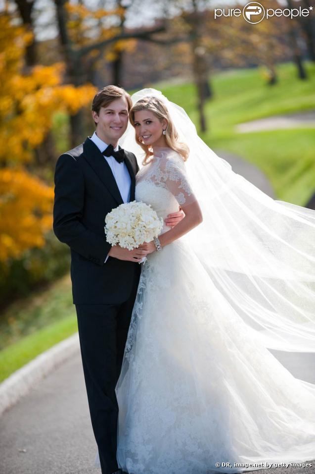 Ivanka Trump  Elle est tellement heureuse, qu\u0027elle rempile pour un  second mariage !