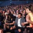 "Denitsa Ikonomova, Rayane Bensetti, Shy'm, Tanel Derard, Camille Combal - La troupe ""EntreNous By D'Pendanse"" au Dôme de Paris. Le 7 Mars 2020. © Cyril Moreau/Bestimage"