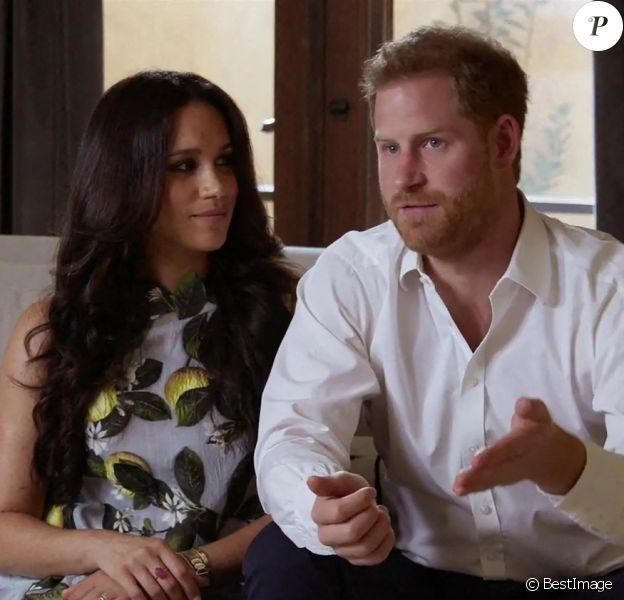 Le prince Harry et Meghan Markle - Première apparition en podcast sur Spotify depuis l'annonce de la deuxième grossesse de Meghan.