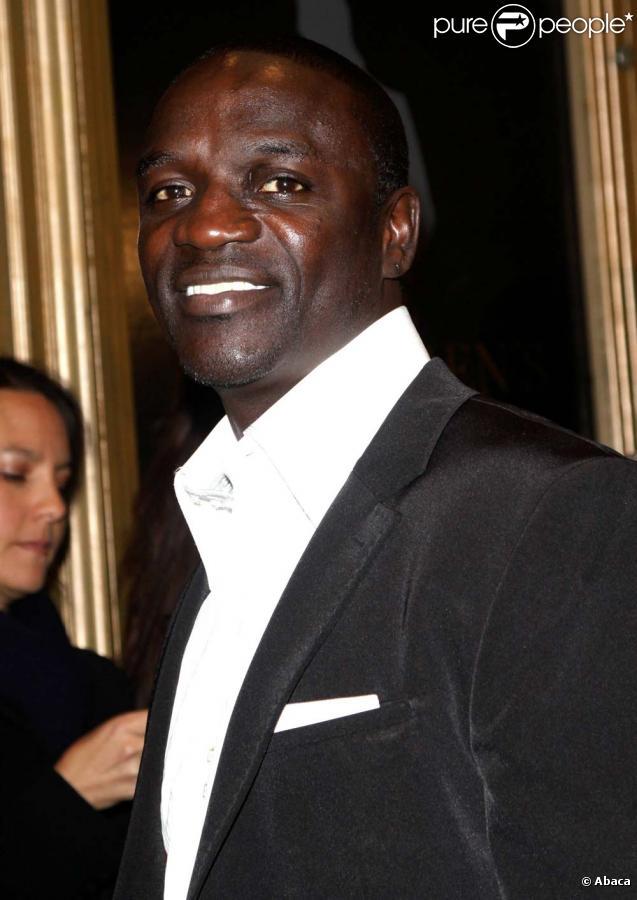 Akon, le 28 octobre 2009 !