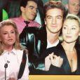 """Sheila sur le plateau de l'émission """"20h30 le dimanche"""", sur France 2. Le 28 mars 2021."""