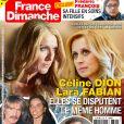 """Frédéric François dans le magazine """"France Dimanche"""", le 2 avril 2021."""