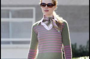 Nicole Kidman : elle doit se séparer de sa poupée et de son homme... alors, elle en profite !