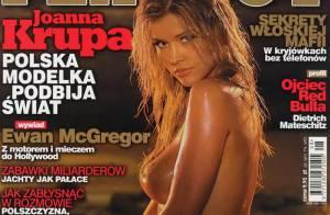 Joanna Krupa : explosive... elle vous réchauffe votre nuit !
