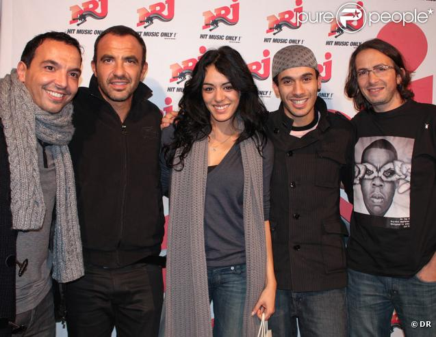 Kamel Ouali, Nikos Aliagas, Sofia Essaïdi, Mustapha El Atrassi et Florian Gazan