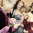 Camilla et Natalie Portman