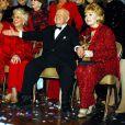 Mickey Rooney est Mr Wonderful 2009, ici avec Debbie Reynolds, le 1er novembre 2009 !