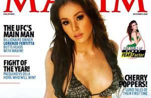 La magnifique et sexy Cristine Reyes vient d'échapper à la mort... Ç'aurait vraiment été un gâchis !