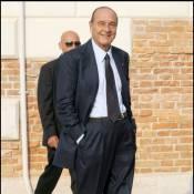 Le journaliste Bruce Toussaint de C+ a fait un très joli scoop... sur Jacques Chirac ! Bravo !