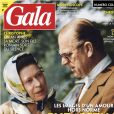 Couverture du magazine Gala du 14 avril 2021.