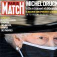 """Une de """"Paris Match"""" en date du 22 avril 2021."""