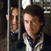 """Rachel McAdams nue entre Jude Law et Robert Downey Jr. dans... le nouveau trailer de """"Sherlock Holmes"""" !"""