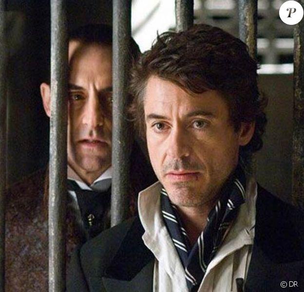 Des images de Sherlock Holmes, de Guy Ritchie.
