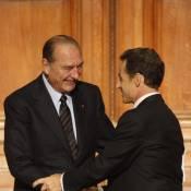 Jacques Chirac et Nicolas Sarkozy : les retrouvailles de deux vieux complices !