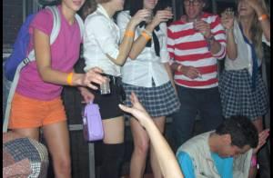 Jessica Alba, Paris Hilton, Kelly Osbourne : Revivez leur folle soirée... bien arrosée !