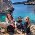 """Lucie, Maxine et Laure de """"Koh-Lanta 2021"""" en week-end à Marseille, le 2 mai"""