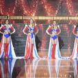 Désignation des 5 finalistes de Miss France 2021 sur TF1