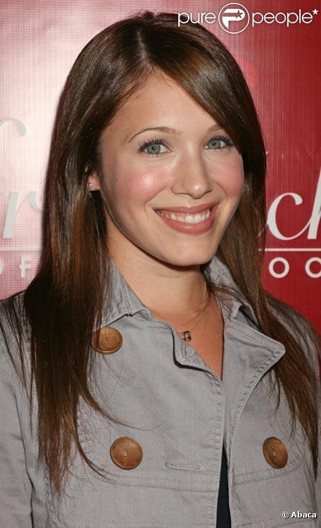 Marla Sokoloff en octobre 2007