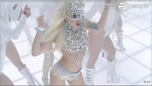 Lady Gaga,  Bad Romance  (image du clip)