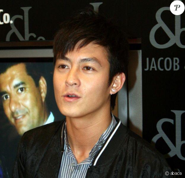 Edison Chen, dont les ébats se sont retrouvés sur le Net, traqué par la mafia chinoise !