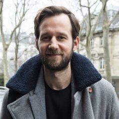 """Benjamin Lavernhe - Arrivées au Trianon, à Paris, pour la captation """"Autour des Nommés"""" à l'occasion de la 46e Cérémonie des César. © Pierre Perusseau / Bestimage"""