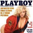 La superbe Erika Eleniak en couverture de  Playboy  !