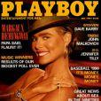 La superbe Margaux Hemingway en couverture de  Playboy  !