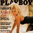 La superbe Farrah Fawcett en couverture de  Playboy  !