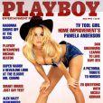 La superbe Pamela Anderson en couverture de  Playboy  !