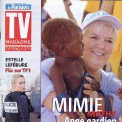 Mimie Mathy raconte son expérience inoubliable, répond aux critiques et veut... castrer les détraqués !