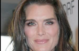 Brooke Shields : elle lutte de nouveau contre la... dépression !
