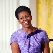 Michelle Obama : Son mari Barack ne fait plus l'unanimité... mais elle est éclatante de beauté !