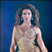 Beyoncé se moque-t-elle de son public ?  Regardez-la se jeter dans la foule...
