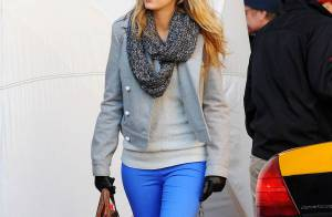 Gossip Girl : Le styliste des héroïnes Blake Lively et Leighton Meester... serait-il en grève ?!