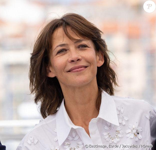 """Sophie Marceau - Photocall du film """"Tout s'est bien passé"""" lors du 74e festival international du film de Cannes. © Borde / Jacovides / Moreau / Bestimage"""