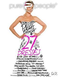 Découvrez la bande-annonce de 27 Robes avec Katherine Heigl