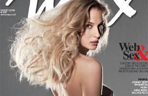 Eva Riccobono, tout ce que l'Italie a de plus sexy, regardez, elle s'offre à vous...