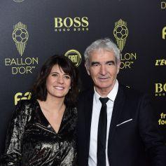 Estelle Denis et son compagnon Raymond Domenech - Cérémonie du Ballon d'Or 2019 à Paris le 2 décembre 2019. © JB Autissier/Panoramic/Bestimage