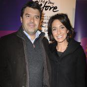 Virginie Guilhaume et son mari en admiration... face aux plus grands noms de la mode !